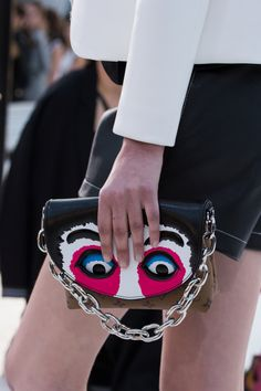 Louis Vuitton - Hand Bag with quirky motif