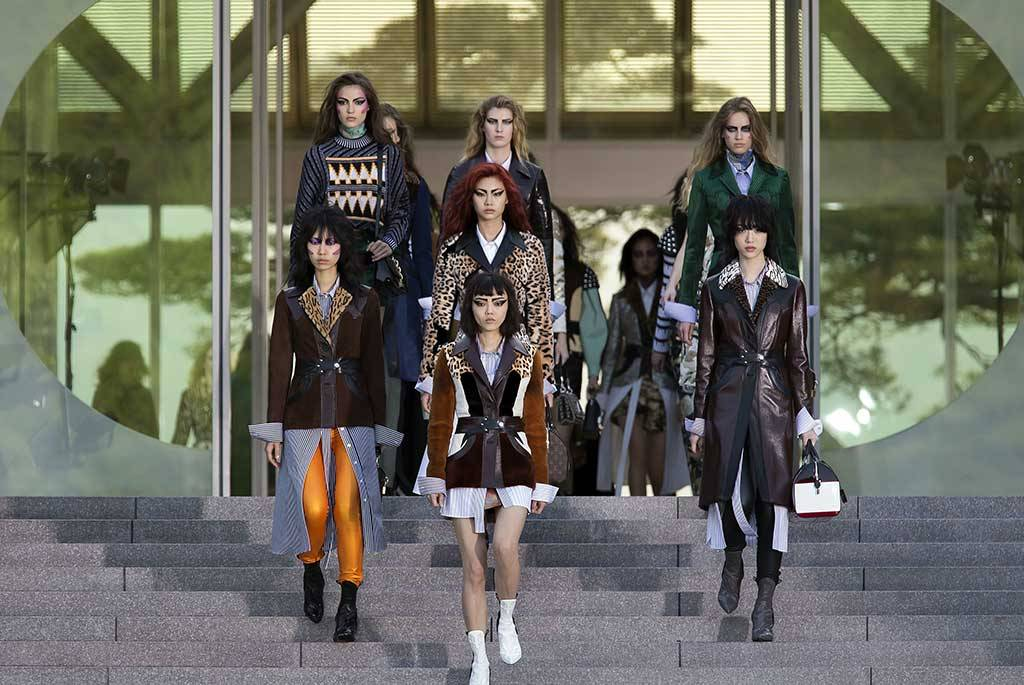 Louis Vuitton Cruise 2018, Kyoto